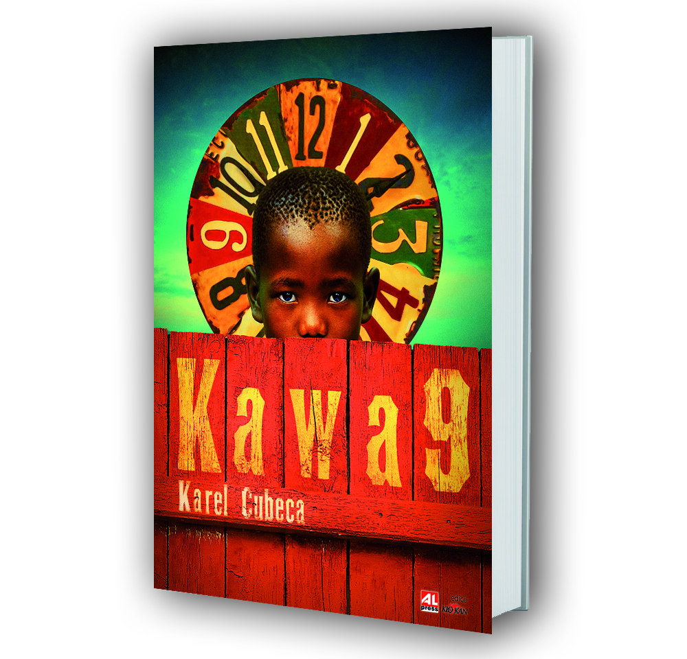 Kniha Kawa 9 v našem nakladatelství Alpress