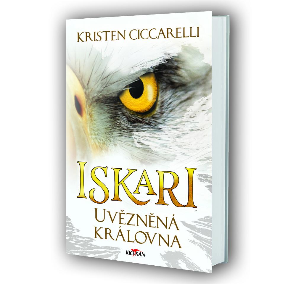 Iskari - Uvězněná královna v našem nakladatelství Alpress