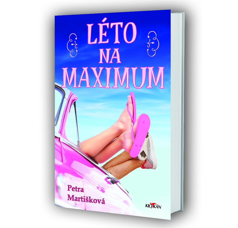 Kniha Léto na maximum v našem nakladatelství Alpress