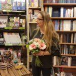 Veronika Moreira křest knihy Má paní