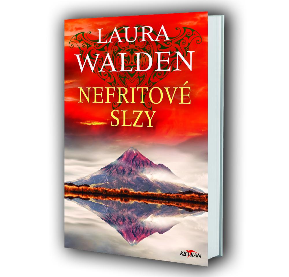 Kniha Nefritové slzy v našem nakladatelství Alpress