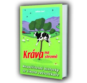 Kniha Kráva na stromě v našem nakladatelství Alpress