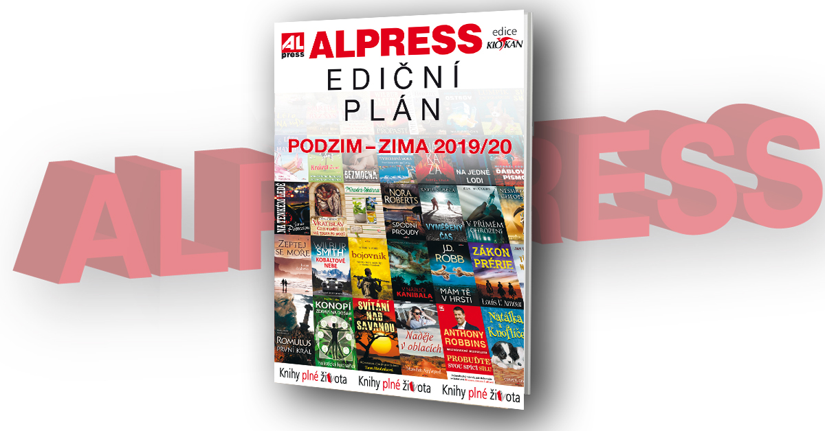 Ediční plán PODZIM-ZIMA 2019/2020