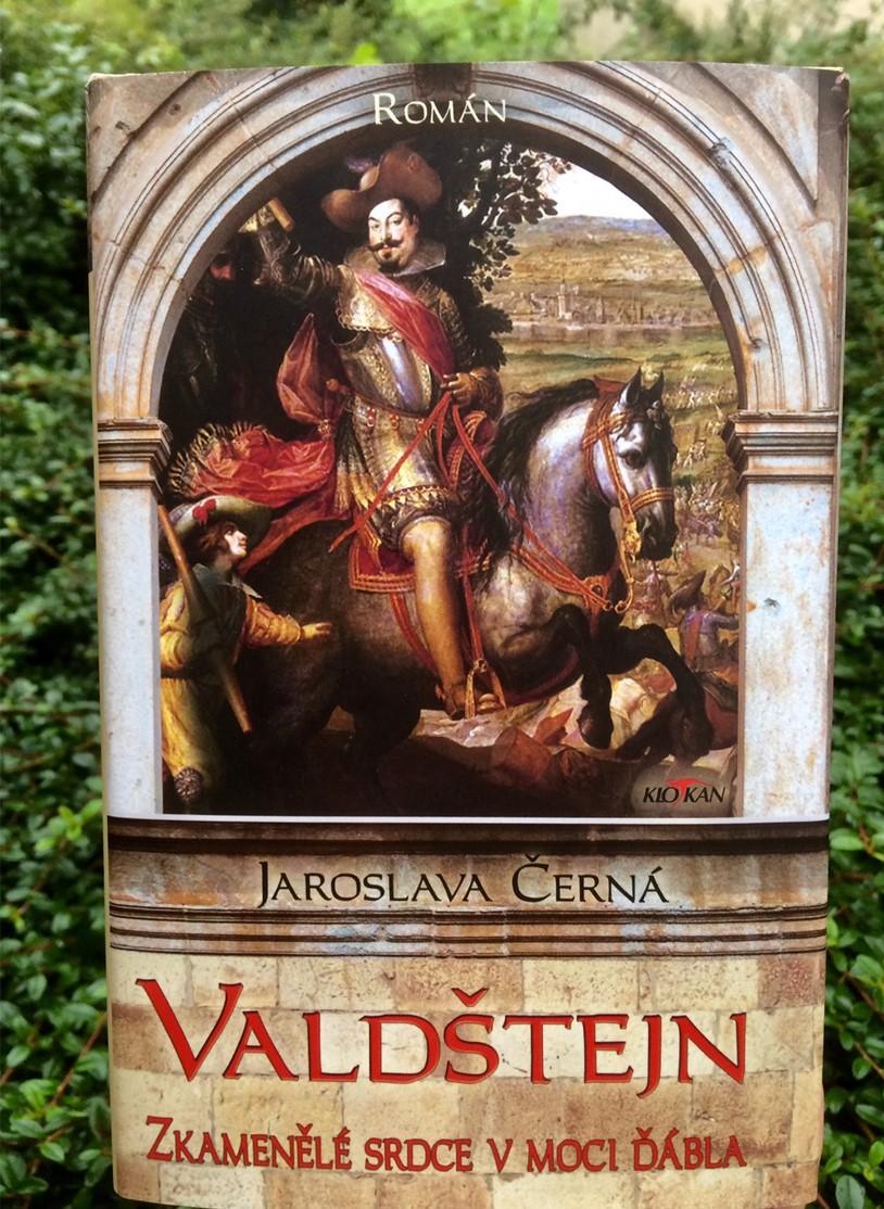 Kniha Valdštejn v našem nakladatelství Alpress