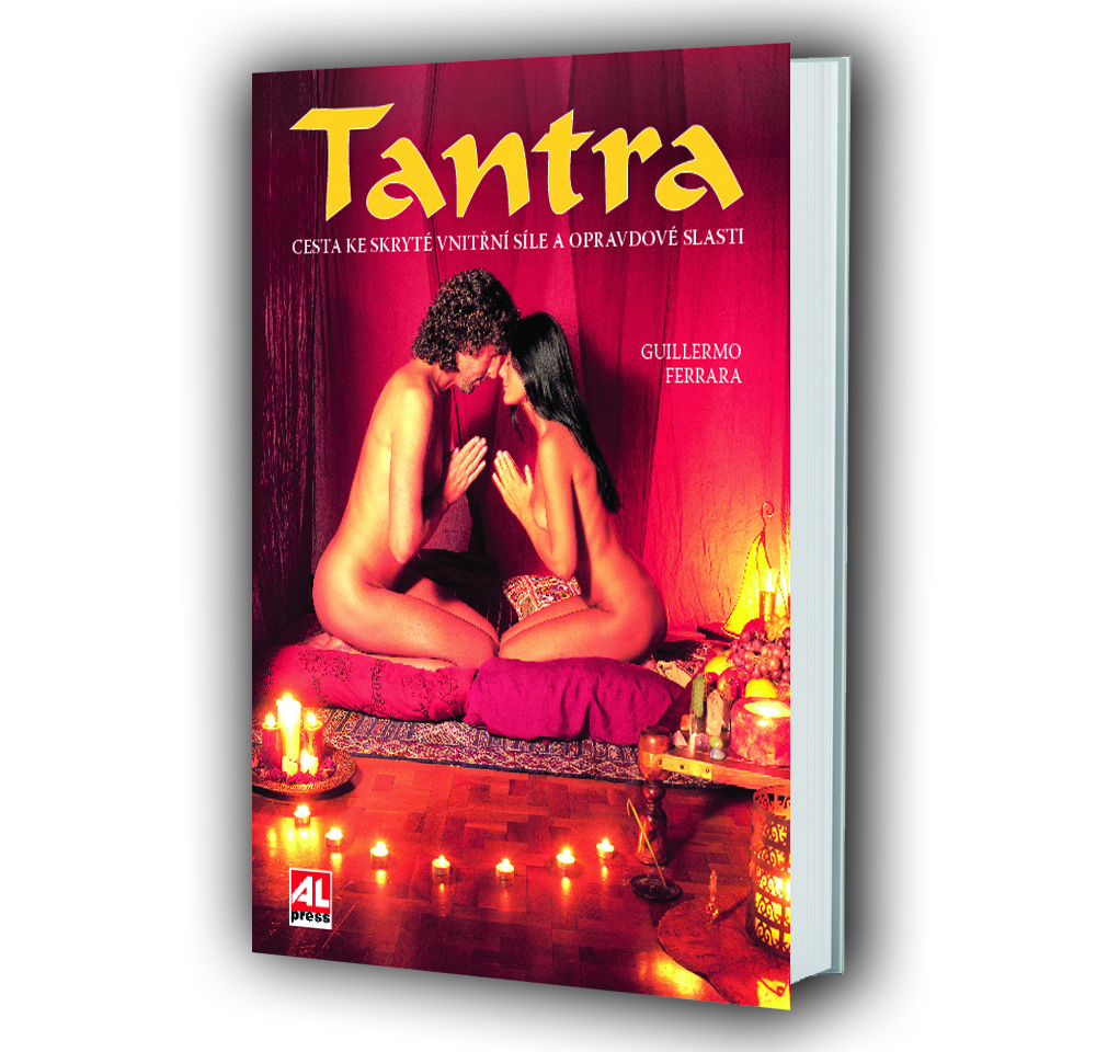Kniha Tantra v našem nakladatelství Alpress