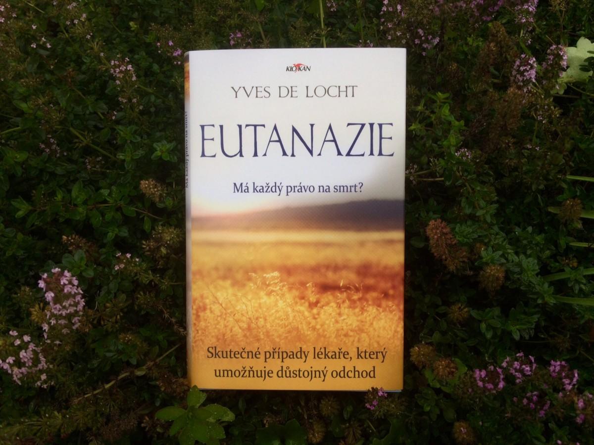 Kniha Eutanazie