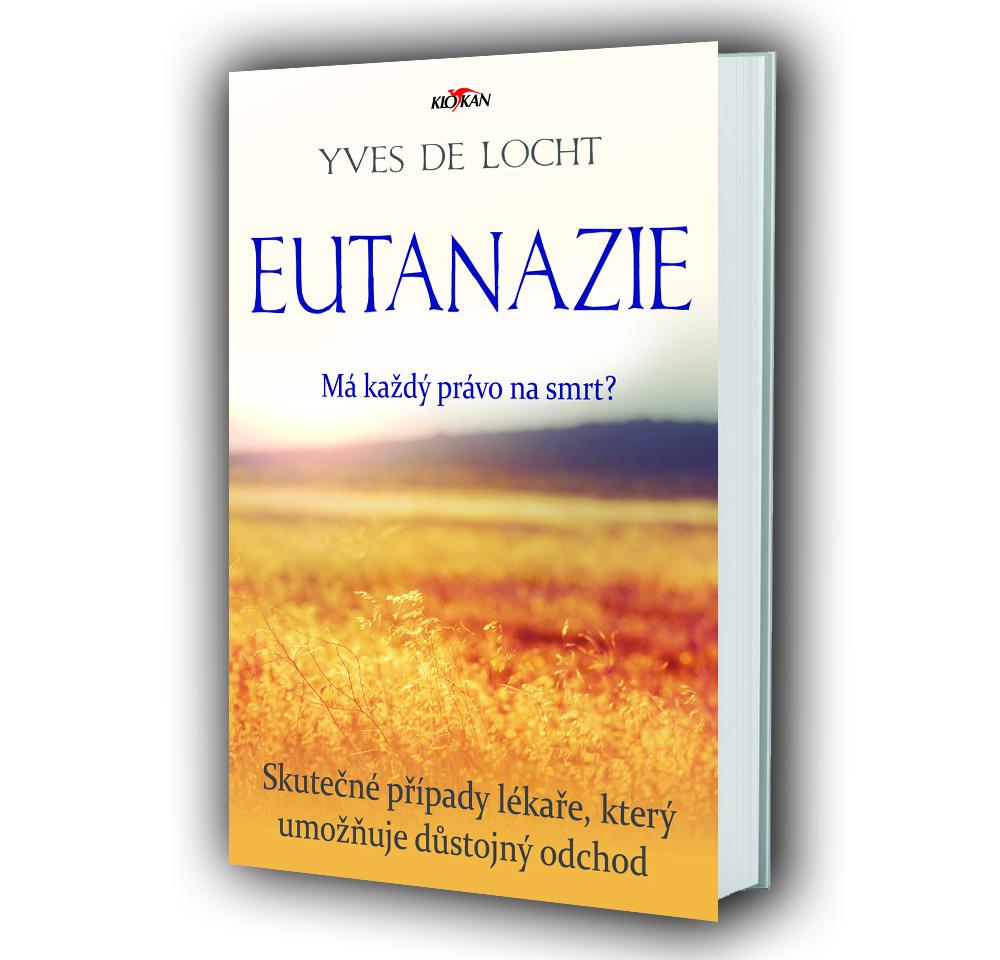 Kniha Eutanazie v našem nakladatelství Alpress