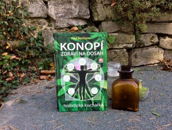 Kniha Konopí - Zdraví na dosah v našem nakladatelství Alpress