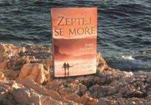 Kniha Zeptej se moře v našem nakladatelství Alpress