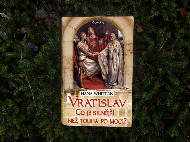 Kniha Vratislav v našem nakladatelství Alpress