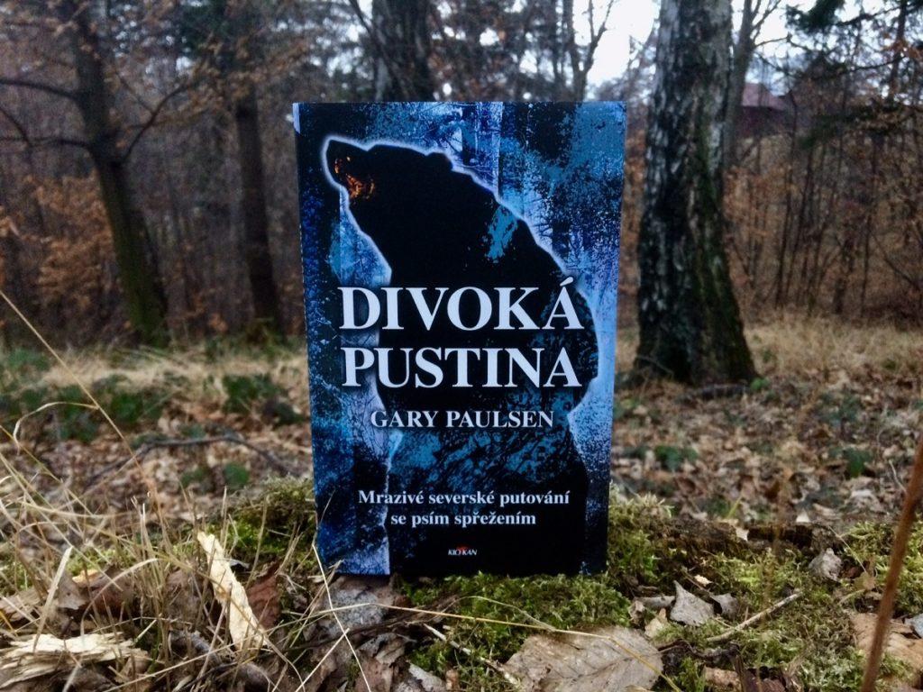 Kniha Divoká pustina v našem nakladatelství Alpress