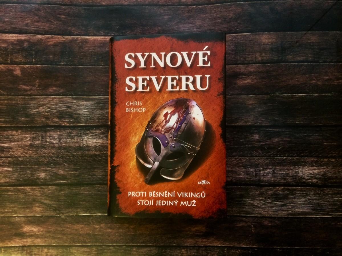 Kniha Synové severu v našem nakladatelství Alpress