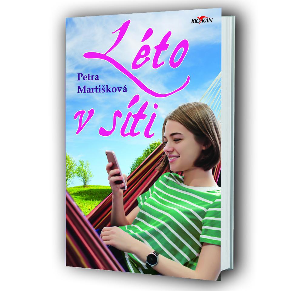 Kniha Léto v síti v našem nakladatelství Alpress