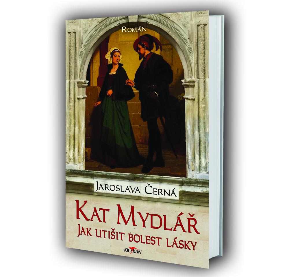 Kniha Kat Mydlář v našem nakladatelství Alpress