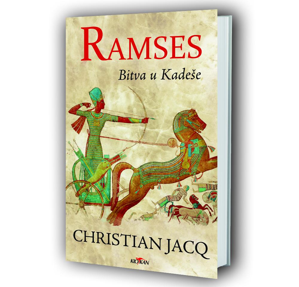Kniha Ramses – Bitva u Kadeše v našem nakladatelství Alpress