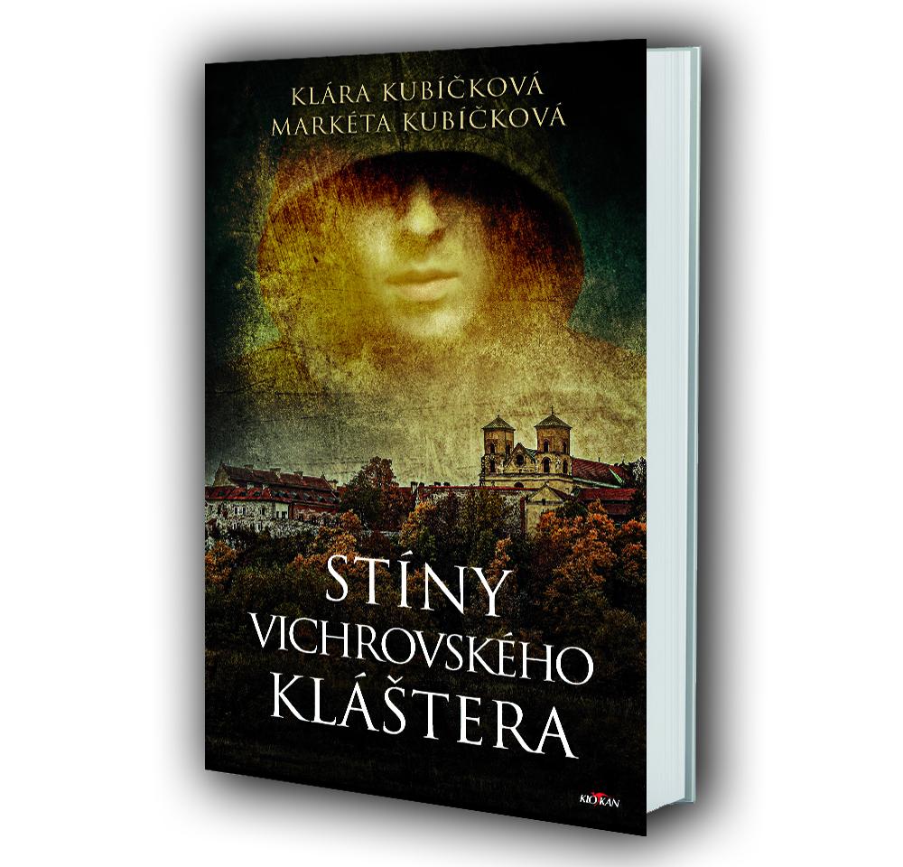 Kniha Stíny Vichrovského kláštera v našem nakladatelství Alpress