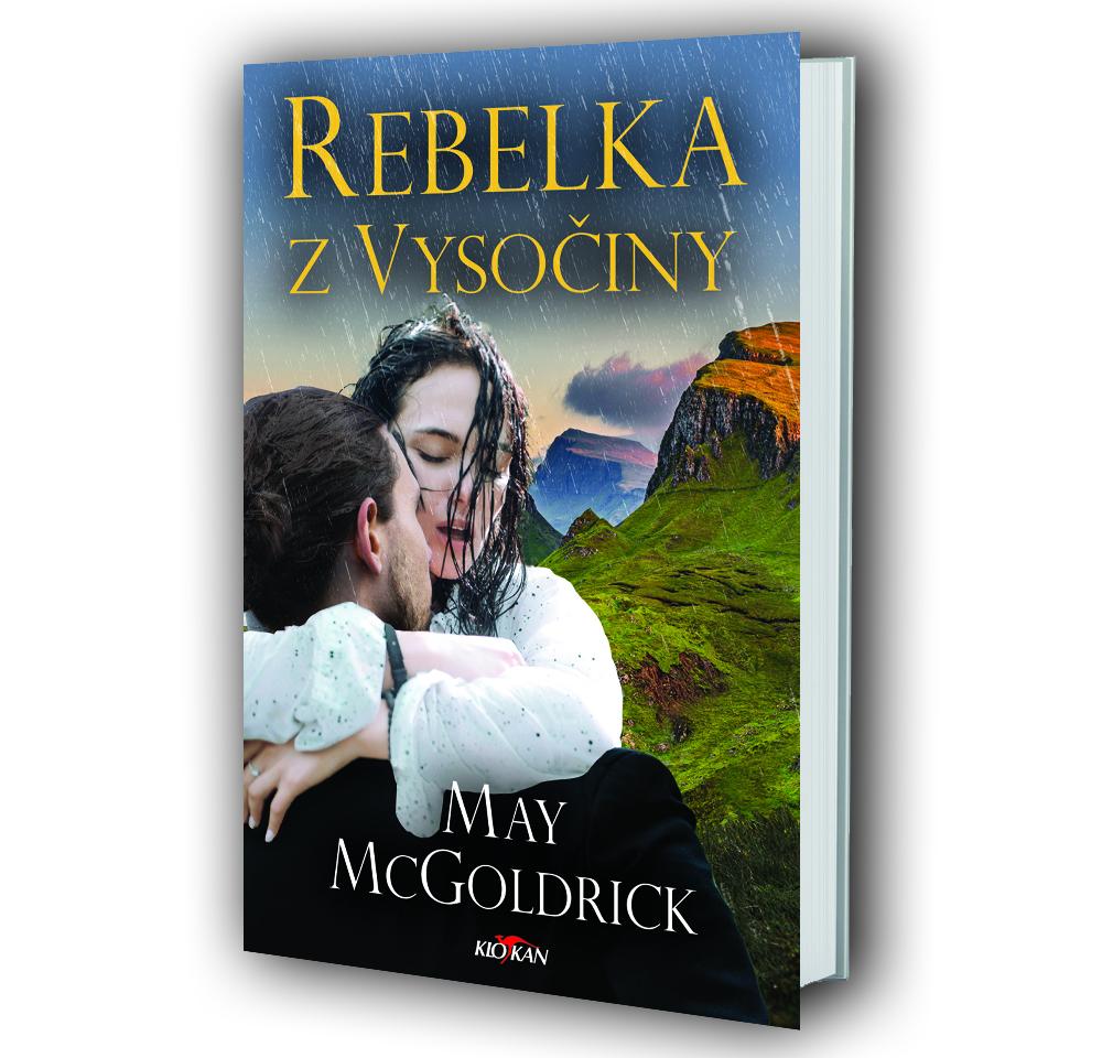 Kniha Rebelka z Vysočiny v našem nakladatelství Alpress