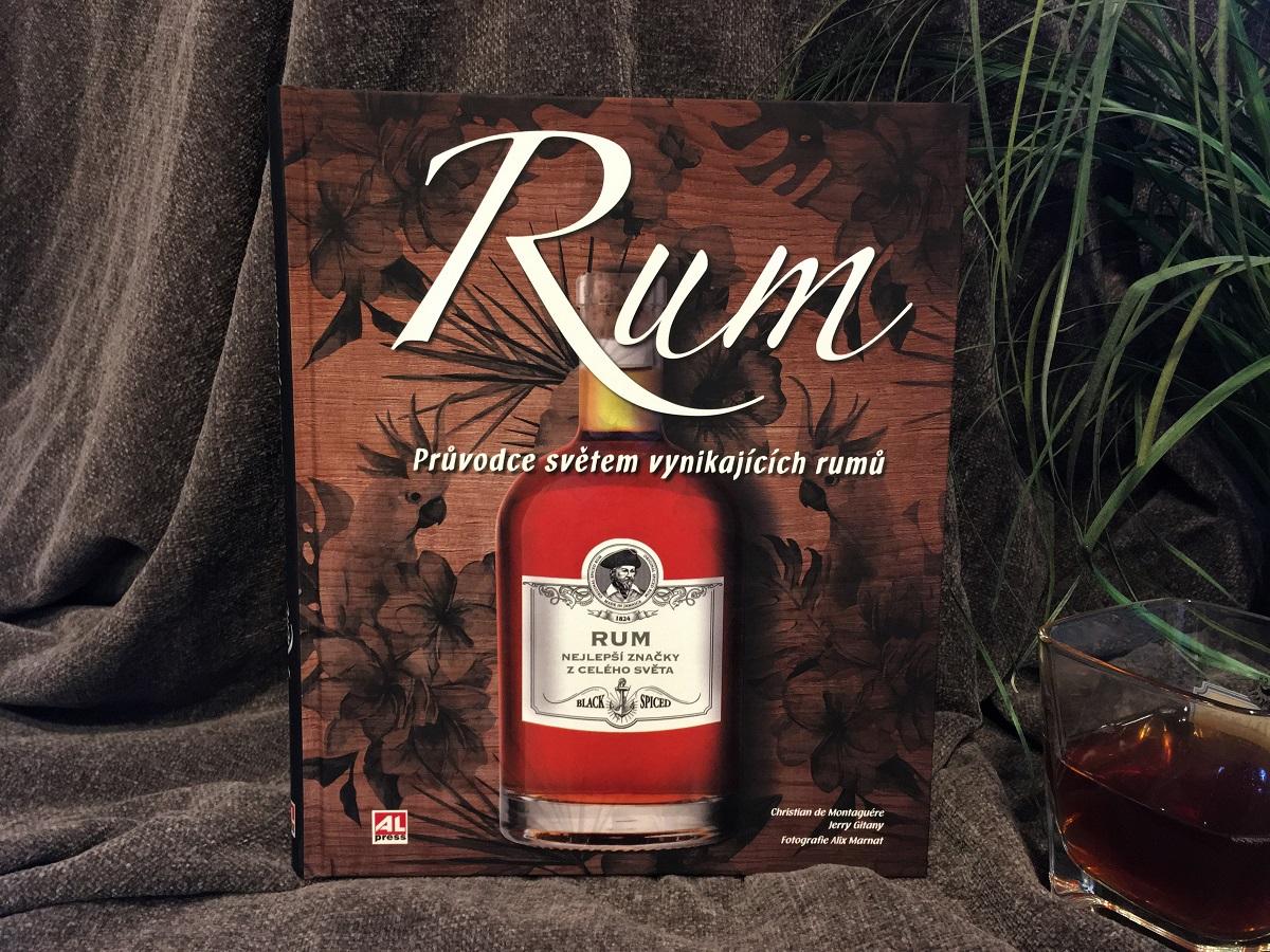 Kniha RUM v našem nakladatelství Alpress
