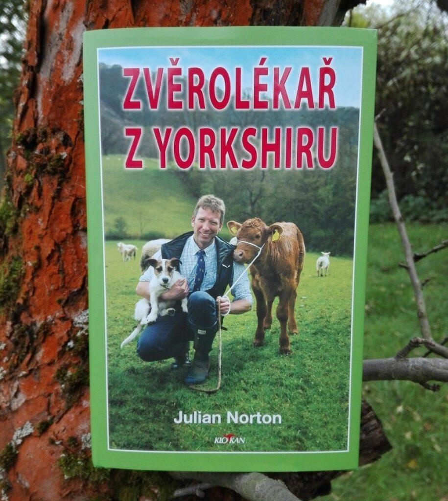 Kniha Zvěrolékař z Yorkshiru v našem nakladatelství Alpress