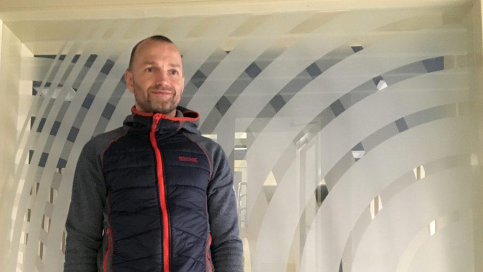 Marek Novotný rozhovor v ČRo Ostrava