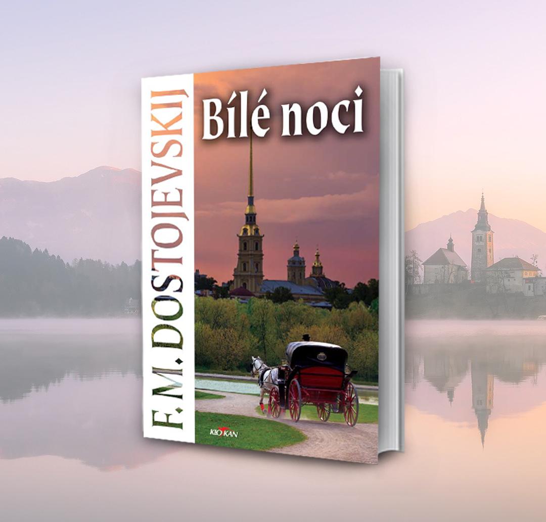 Kniha Bílé noci v našem nakladatelství Alpress