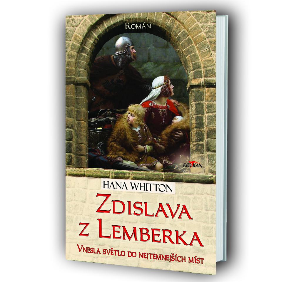 Kniha Zdislava z Lemberka v našem nakladatelství Alpress