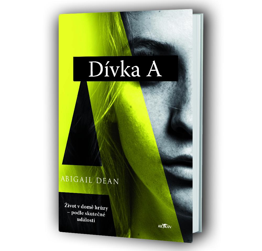 Kniha Dívka A v našem nakladatelství Alpress