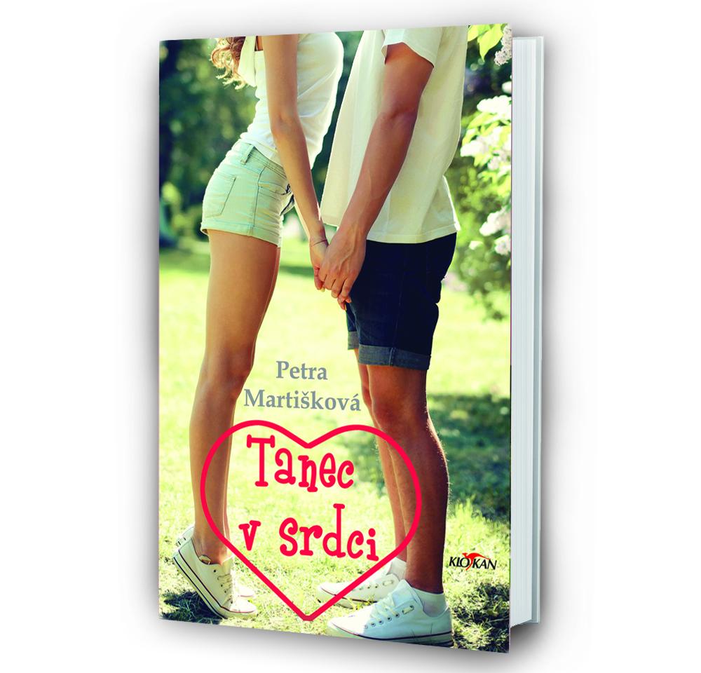 Kniha Tanec v srdci v našem nakladatelství Alpress
