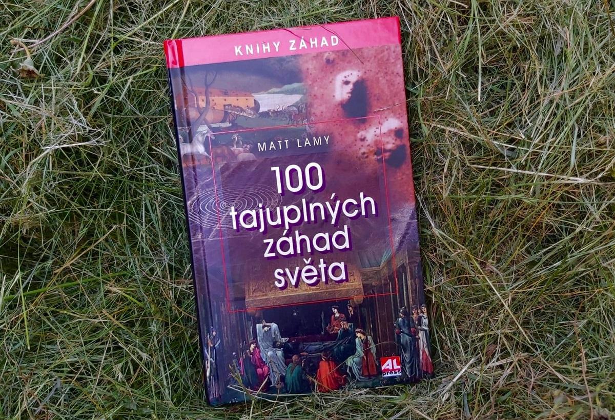 Kniha 100 tajuplných záhad světa v našem nakladatelství Alpress