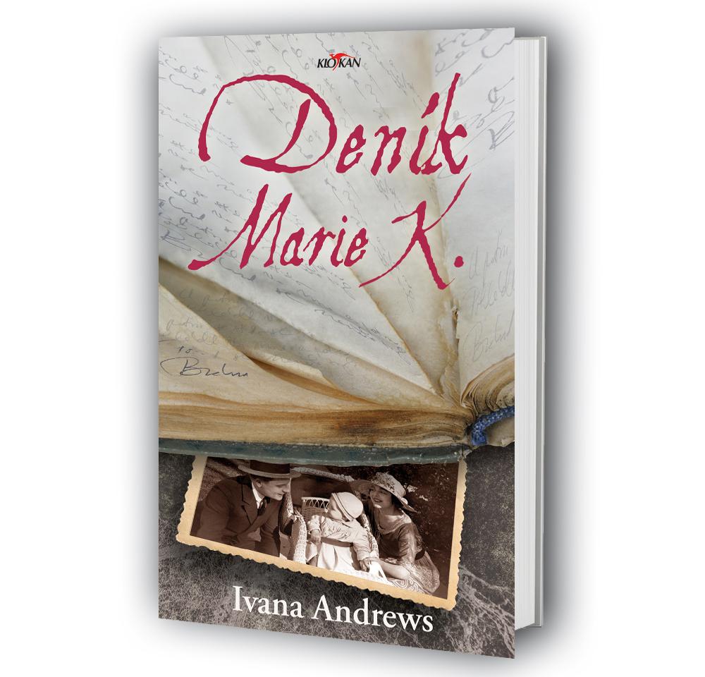 Kniha Deník Marie K. v našem nakladatelství Alpress