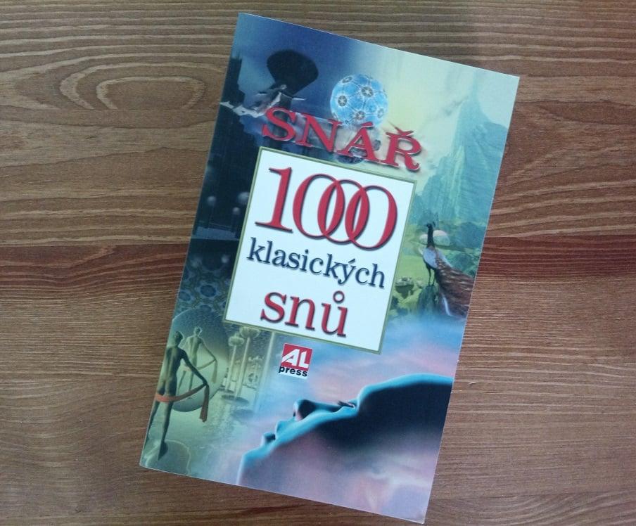 Kniha Snář - 1000 klasických snů v našem nakladatelství Alpress