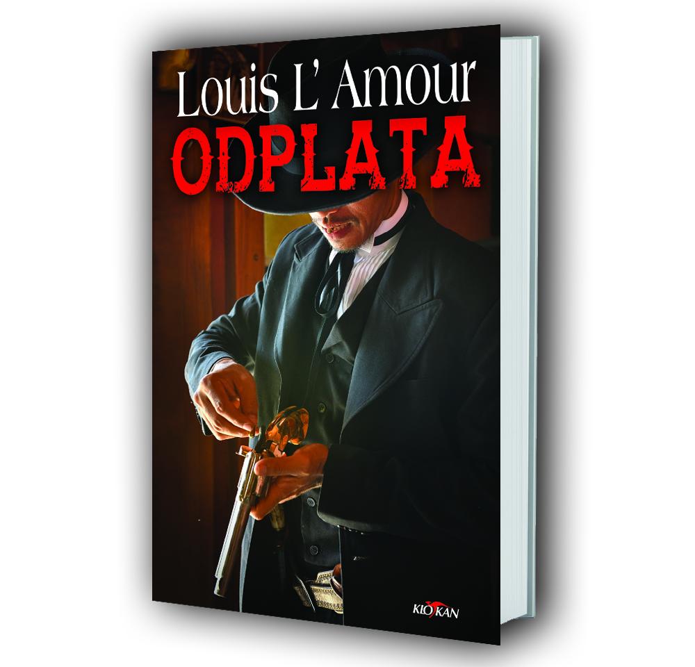 Kniha Odplata v našem nakladatelství Alpress
