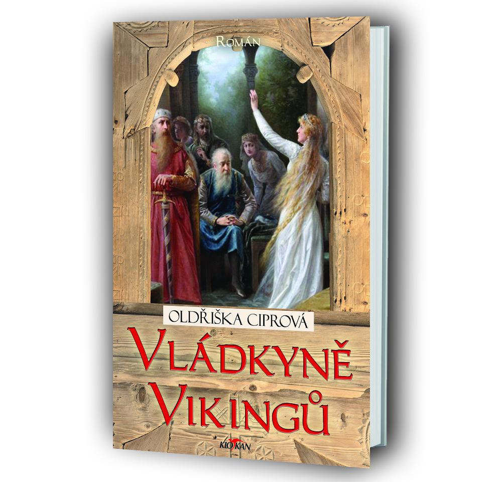 Kniha Vládkyně vikingů v našem nakladatelství Alpress