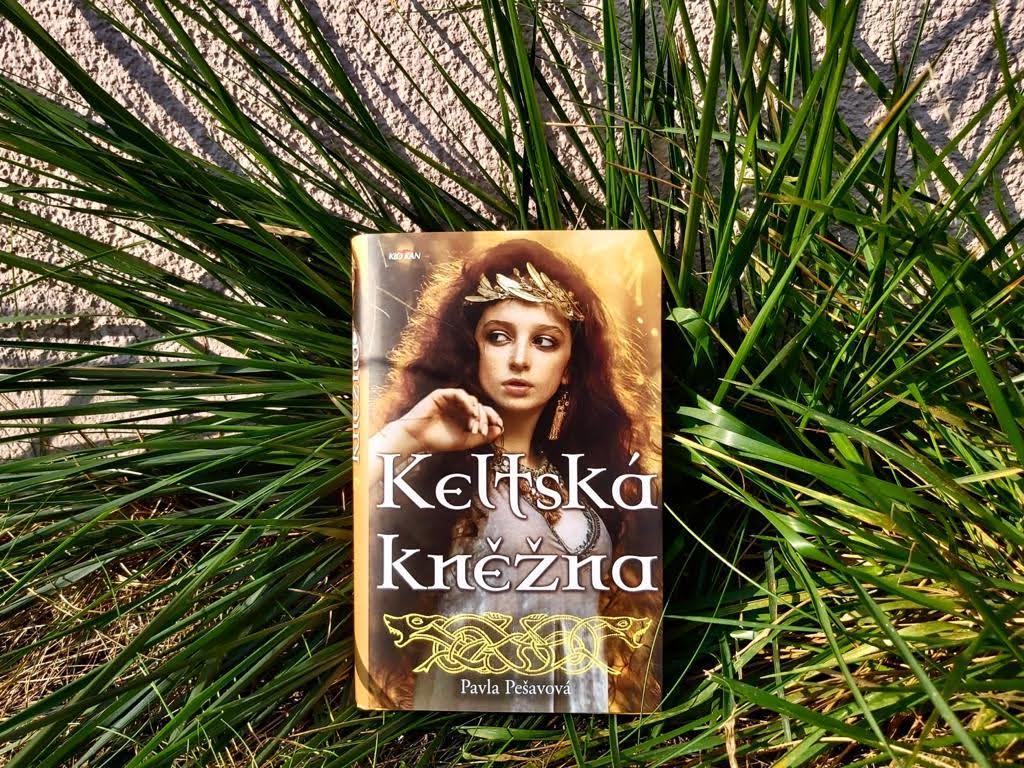 Kniha Keltská kněžna v našem nakladatelství Alpress