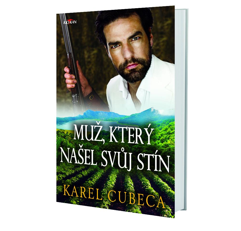 Kniha Muž, který našel svůj stín v našem nakladatelství Alpress