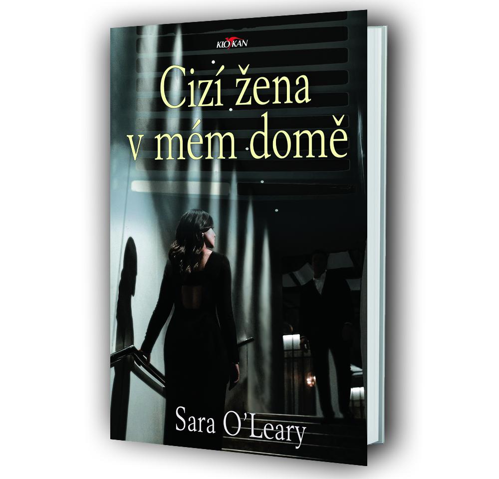 Kniha Cizí žena v mém domě v našem nakladatelství Alpress